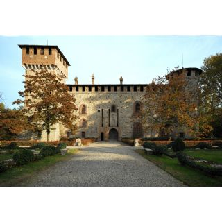 Castle of Grazzano Visconti