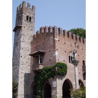 Palazzo dell'Istituzione at Grazzano Visconti