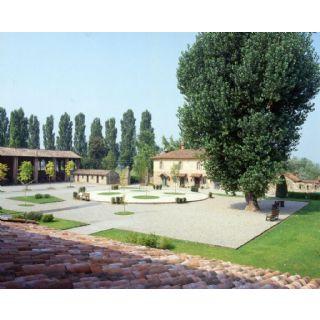 The Cortevecchia of Grazzano Visconti