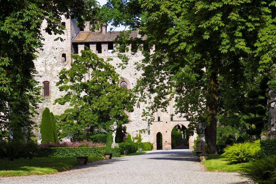 Historic Park of the Castle of Grazzano Visconti
