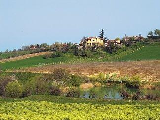 Villa Zanardi Landi Alberoni a Veano