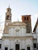 Chiesa di San Giorgio Martire - Particolare della Facciata