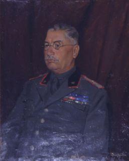 Ritratto del Generale Aurelio de Francesco