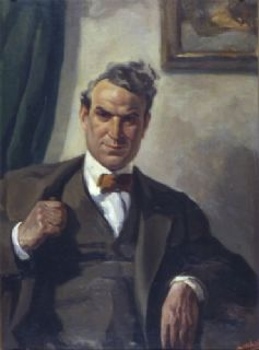 Ritratto del ragionier Angiolo Martini