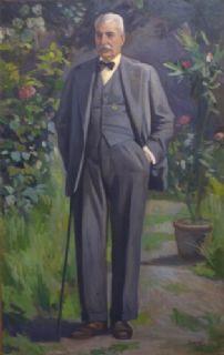 Ritratto del Signor Italo Cantù