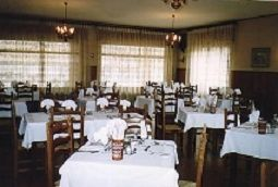 Sala da pranzo Ristorante Italia