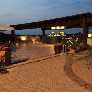Agriturismo La Favorita - Tramonto in terrazza