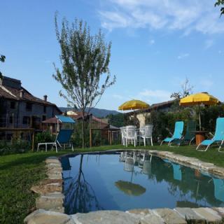 Casale Mansano estate