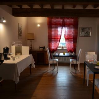 La Residenza Piacentina - colazione