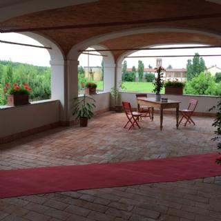 La Residenza Piacentina - La Loggia