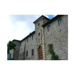 Malaspina Castle in Gambaro