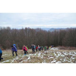 Trekking mont Carevolo and Mont Crociglia
