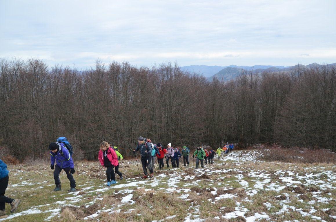 Trekking Monte Crociglia e Monte Carevolo