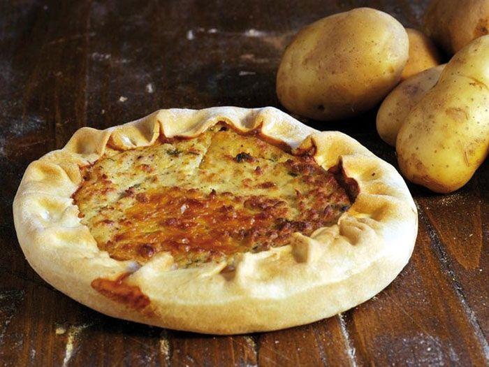 Torta di patate De.Co. di Farini
