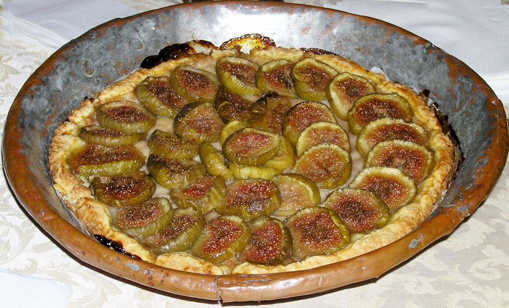 Recipe: Albarola fig cake