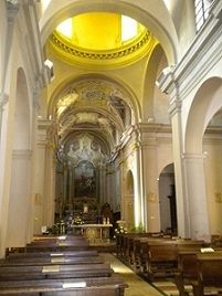 Chiesa di San Giorgio Martire - Interno