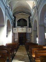 Chiesa di San Giorgio Martire - l'Organo