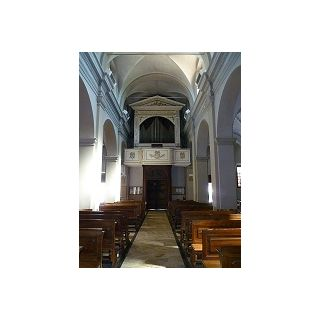 Church of St George the Martyr in San Giorgio Piacentino
