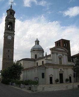 Chiesa di San Giorgio Martire a San Giorgio Piacentino