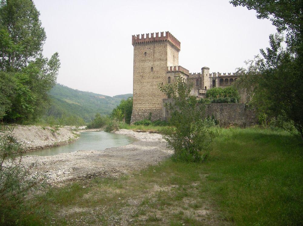 Riva Castello sul Nure