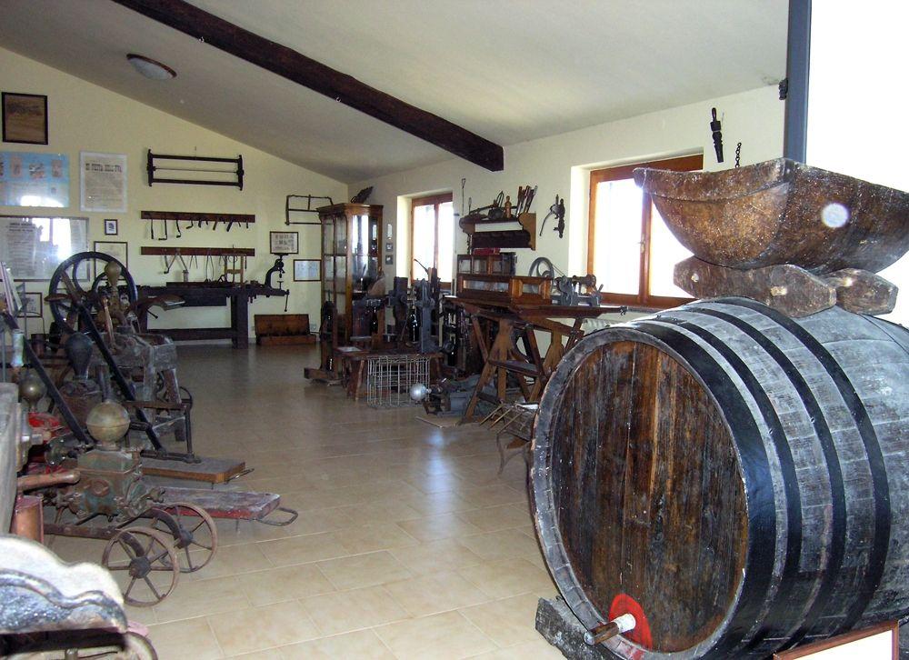La Tosa Museo Vino