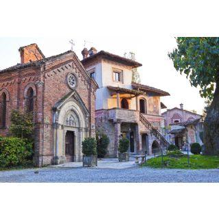 Oratorio della Madonna di tutte le Grazie a Grazzano Visconti
