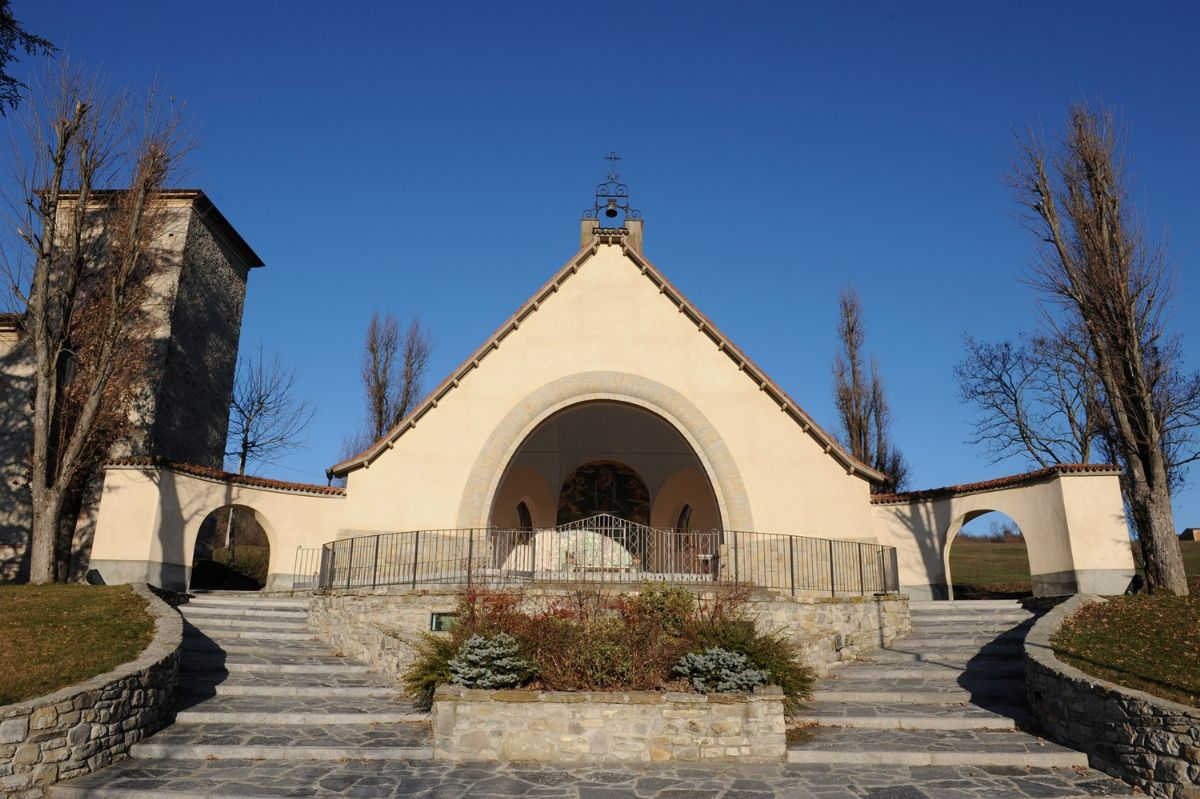 Chapel of the Apparition