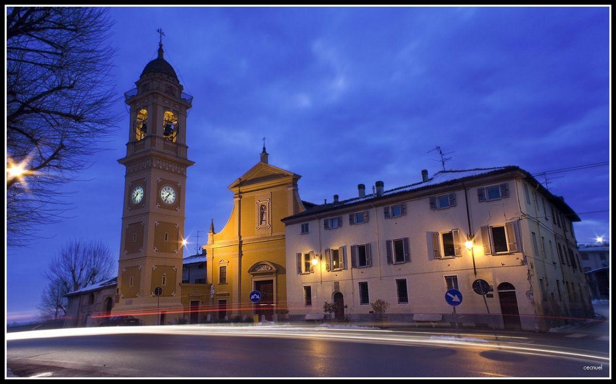 Church of San Giacomo in Ponte dell'Olio