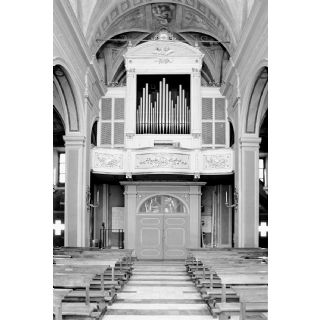 Organ of Antonio Sangalli