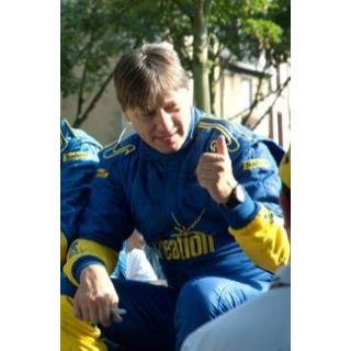 Beppe Gabbiani - racing car driver