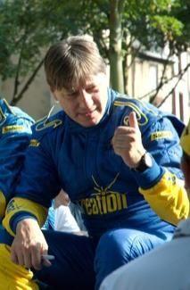 Beppe Gabbiani - pilota automobilistico