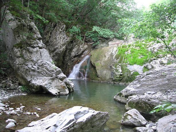 Da Calenzano alle cascate del Perino