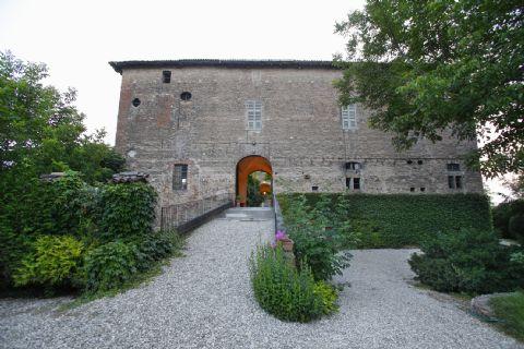 Giardino Castello di Zena di Carpaneto